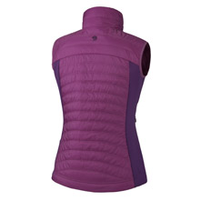 photo: Mountain Hardwear Women's Zonal Vest synthetic insulated vest