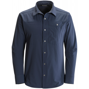 photo: Black Diamond Modernist Rock Shirt hiking shirt