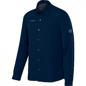 photo: Mammut Tempest Shirt Long hiking shirt