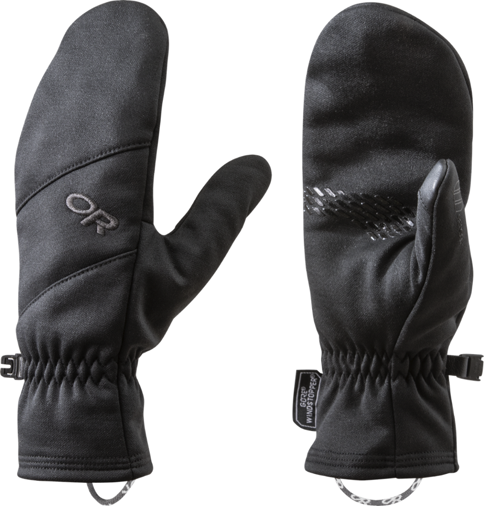 Outdoor Research Backstop Sensor Mitts