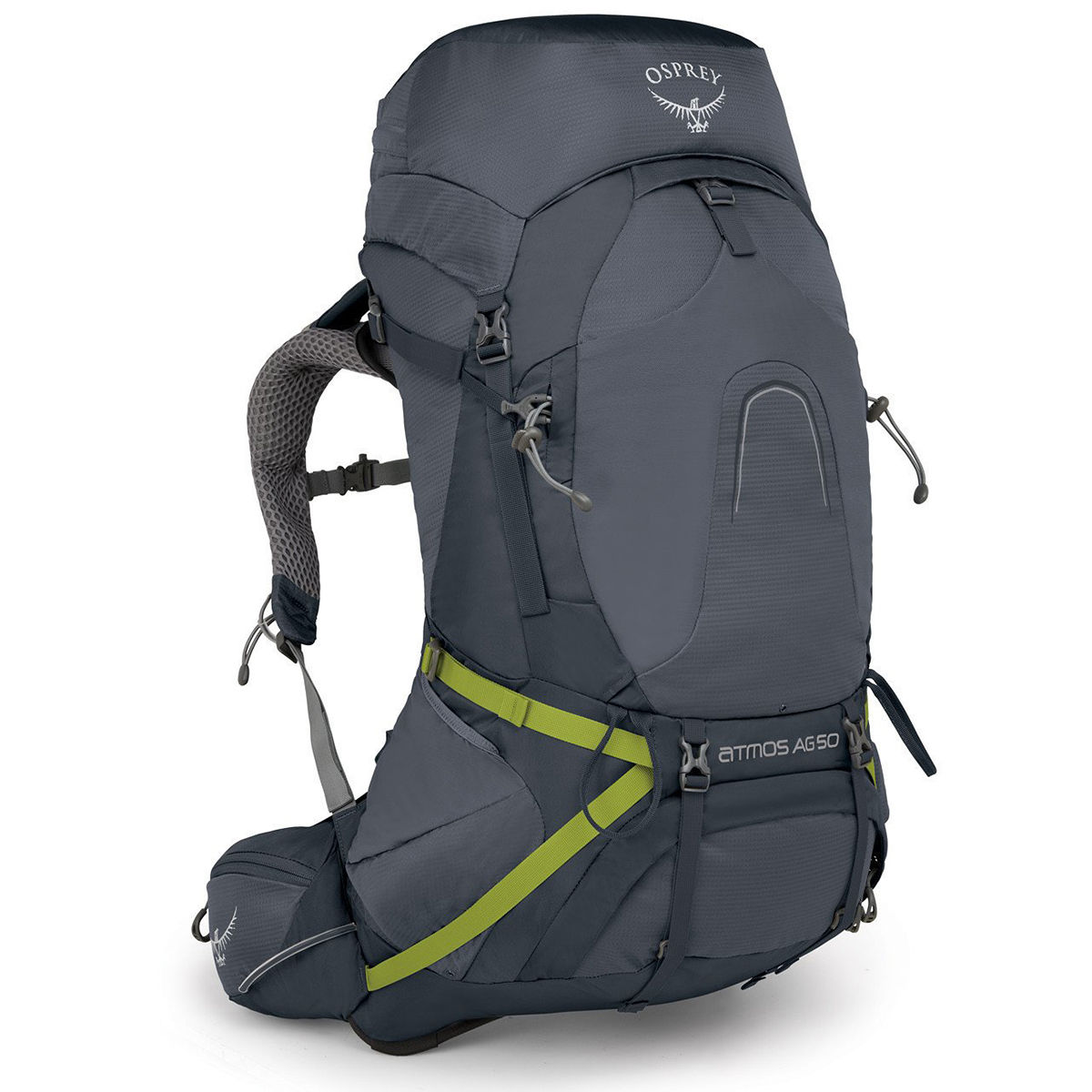 photo: Osprey Atmos AG 50 weekend pack (50-69l)