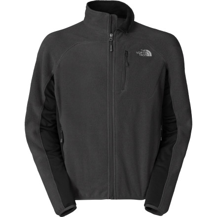 photo: The North Face Men's Vicente Jacket fleece jacket