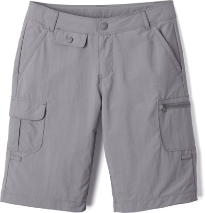 photo: REI Sahara Roll-Up Shorts hiking short