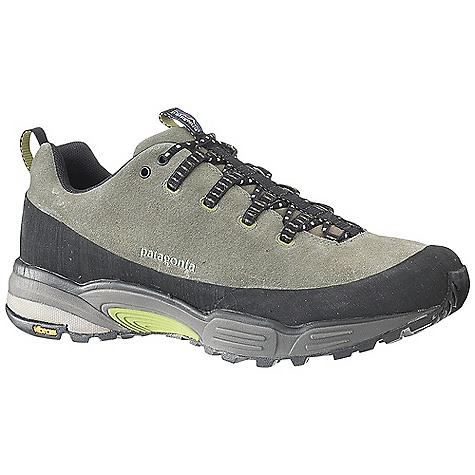 photo: Patagonia Men's Scree Shield trail shoe