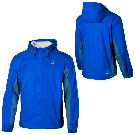 photo: Sierra Designs Hurricane HP Jacket waterproof jacket
