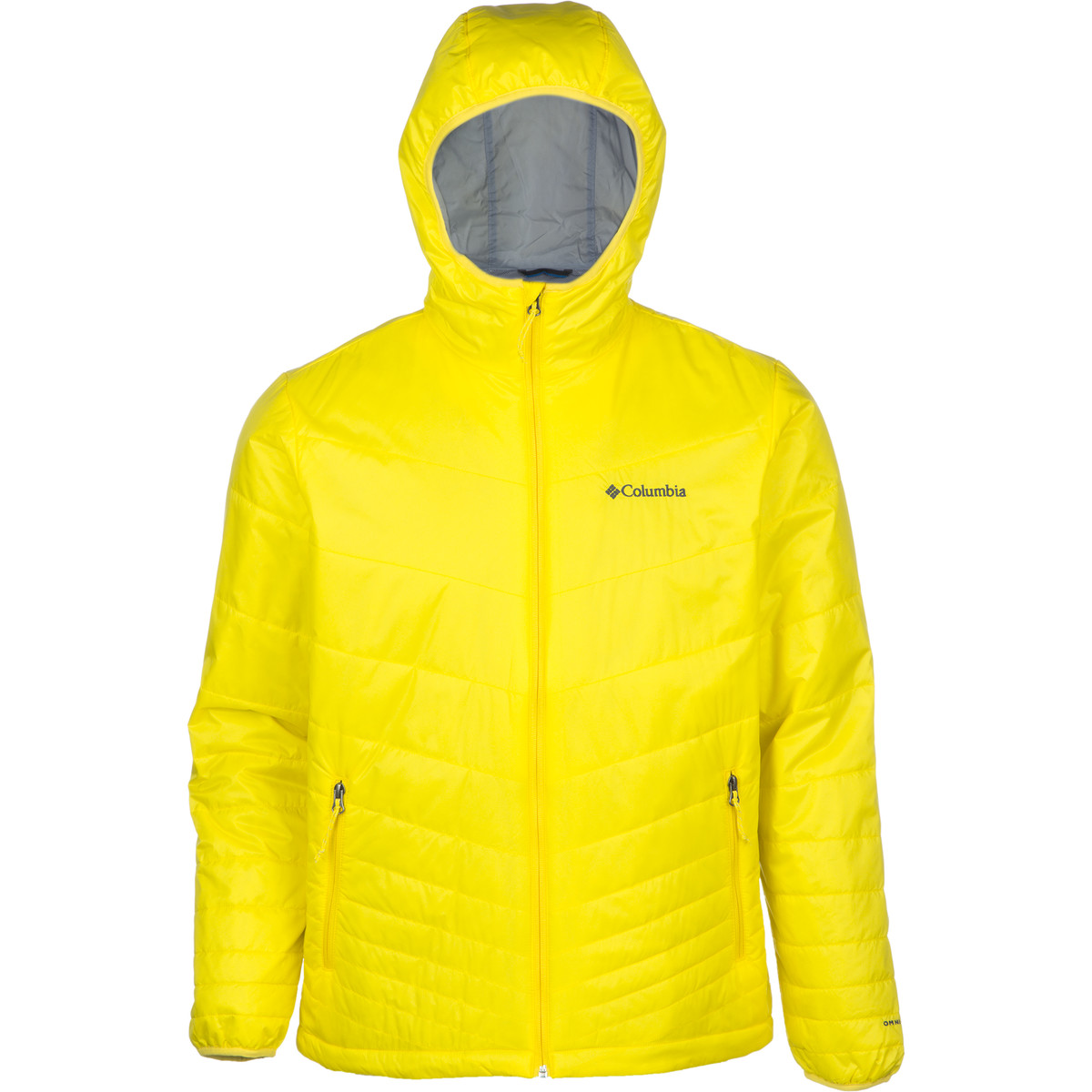 photo: Columbia Mighty Lite Hooded Jacket synthetic insulated jacket