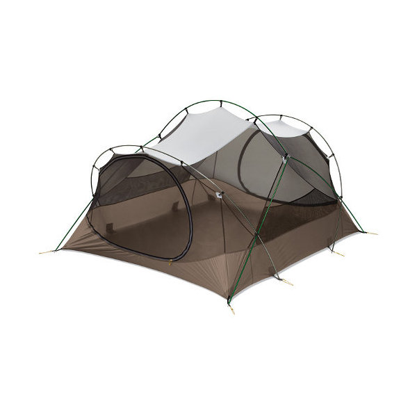 photo: MSR Mutha Hubba three-season tent