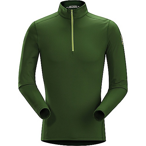 photo: Arc'teryx Phase AR LS Zip Neck long sleeve performance top