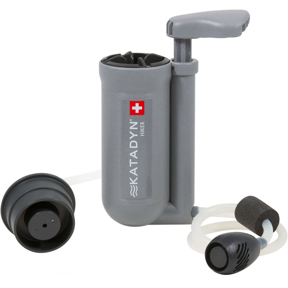 photo: Katadyn Hiker pump/gravity water filter