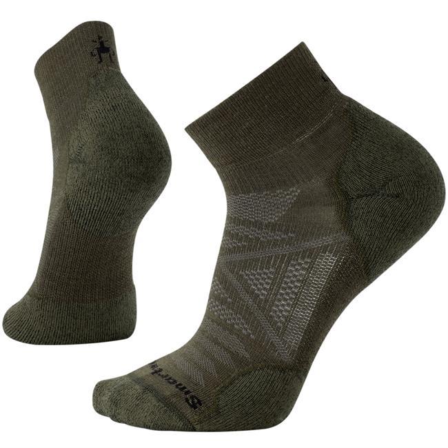 photo: Smartwool Men's PhD Outdoor Light Mini Socks hiking/backpacking sock
