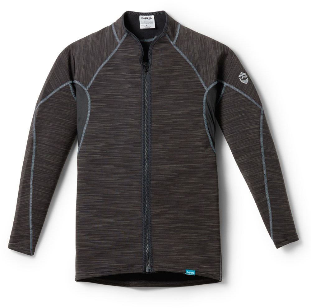 photo: NRS Men's HydroSkin 0.5 Jacket wet suit