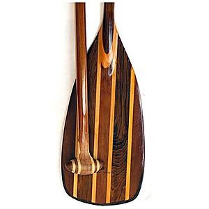 photo: Sanborn Canoe Co. Gunflint canoe paddle