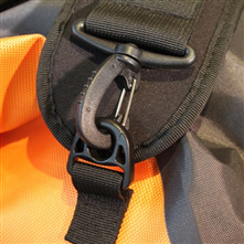 photo: Aquapac UPANO Waterproof Duffel Bags dry duffel