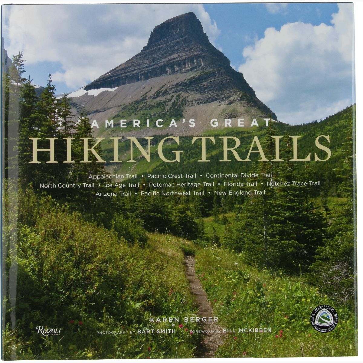 National Geographic America's Great Hiking Trails