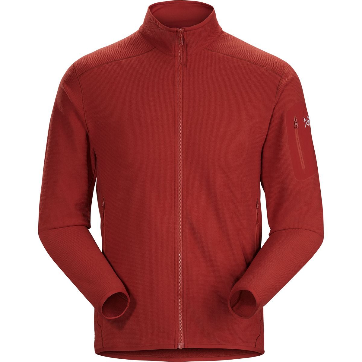 photo: Arc'teryx Men's Delta LT Jacket fleece jacket