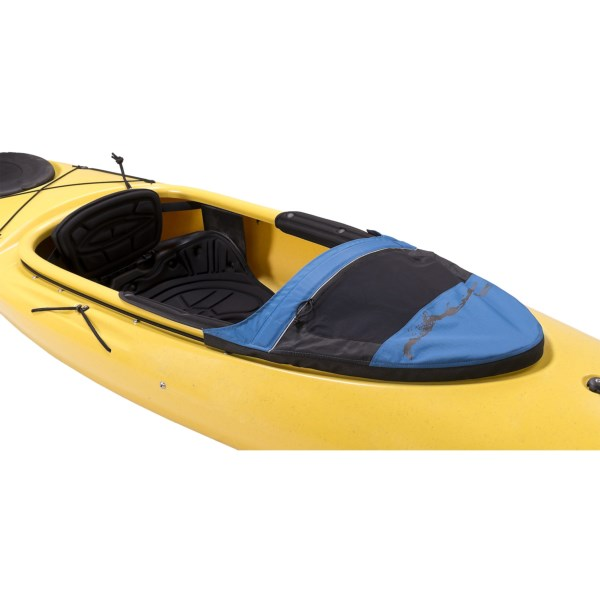photo: Sea to Summit Solution Gear S-Deck Cockpit Cover paddling accessory