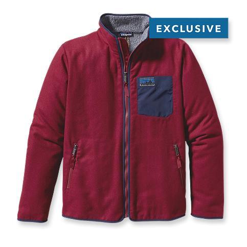 Patagonia Special Edition Mesclun Retro-X Jacket
