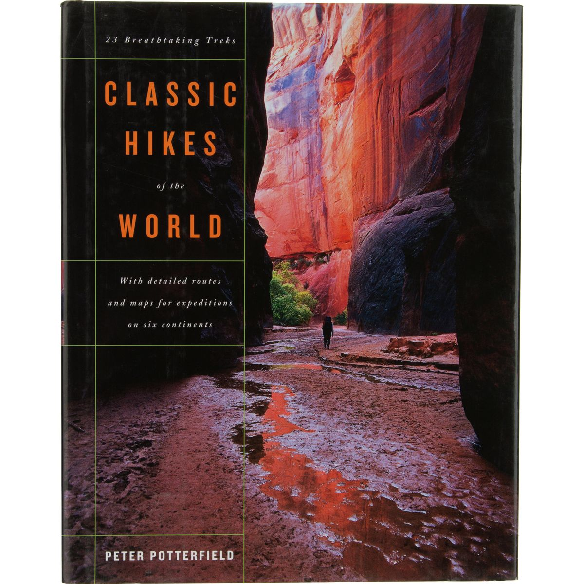 photo: W.W. Norton Classic Hikes of the World international guidebook