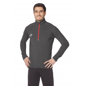 photo: SportHill Men's Crescent Zip Top long sleeve performance top
