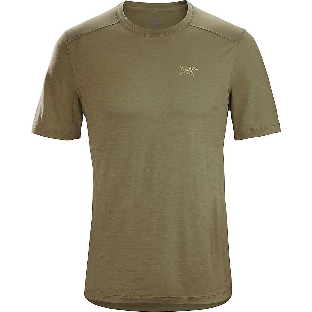 photo: Arc'teryx Pelion Comp Shirt SS short sleeve performance top