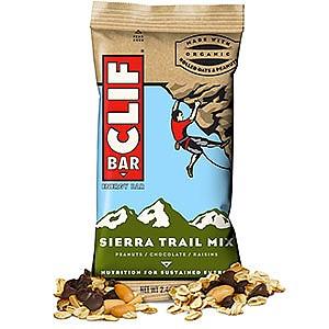 photo: Clif Sierra Trail Mix Bar nutrition bar