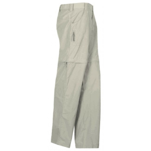 photo: White Sierra Convertible Sierra Point Pants hiking pant