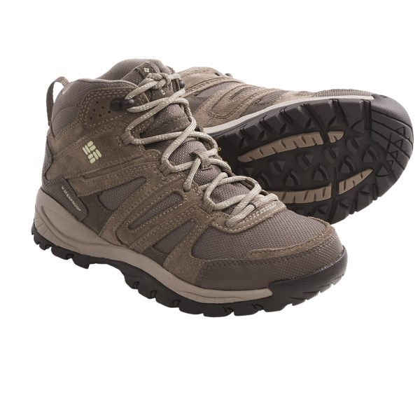 photo: Columbia Big Cedar hiking boot