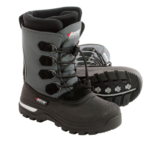 photo: Baffin Kids' Canadian Winter Boot winter boot