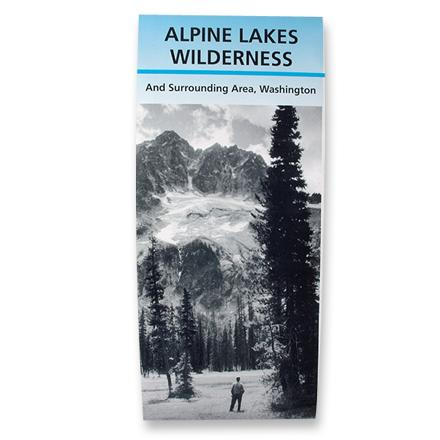 photo of a Alpine Lakes Protection Society us pacific states guidebook