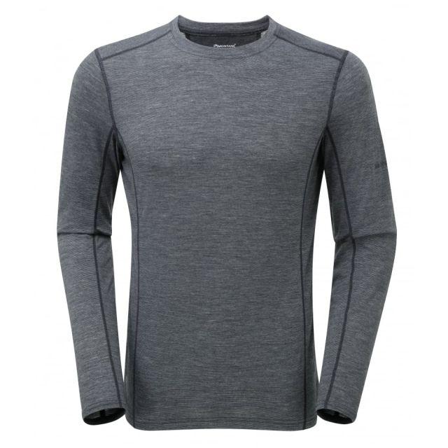 photo: Montane Women's Primino 140 Long Sleeve T-Shirt base layer top