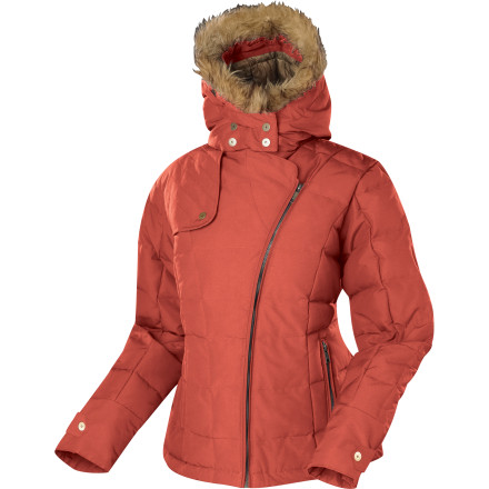 photo: Sierra Designs Snowmass Jacket down insulated jacket