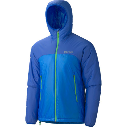 photo: Marmot Baffin Hoody synthetic insulated jacket