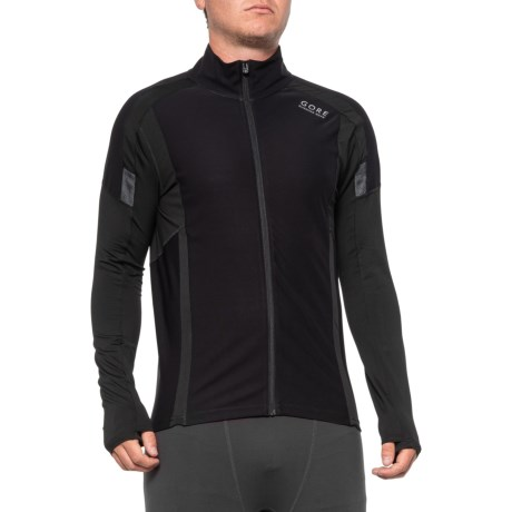 photo: Gore Air Windstopper Soft Shell Shirt Long long sleeve performance top