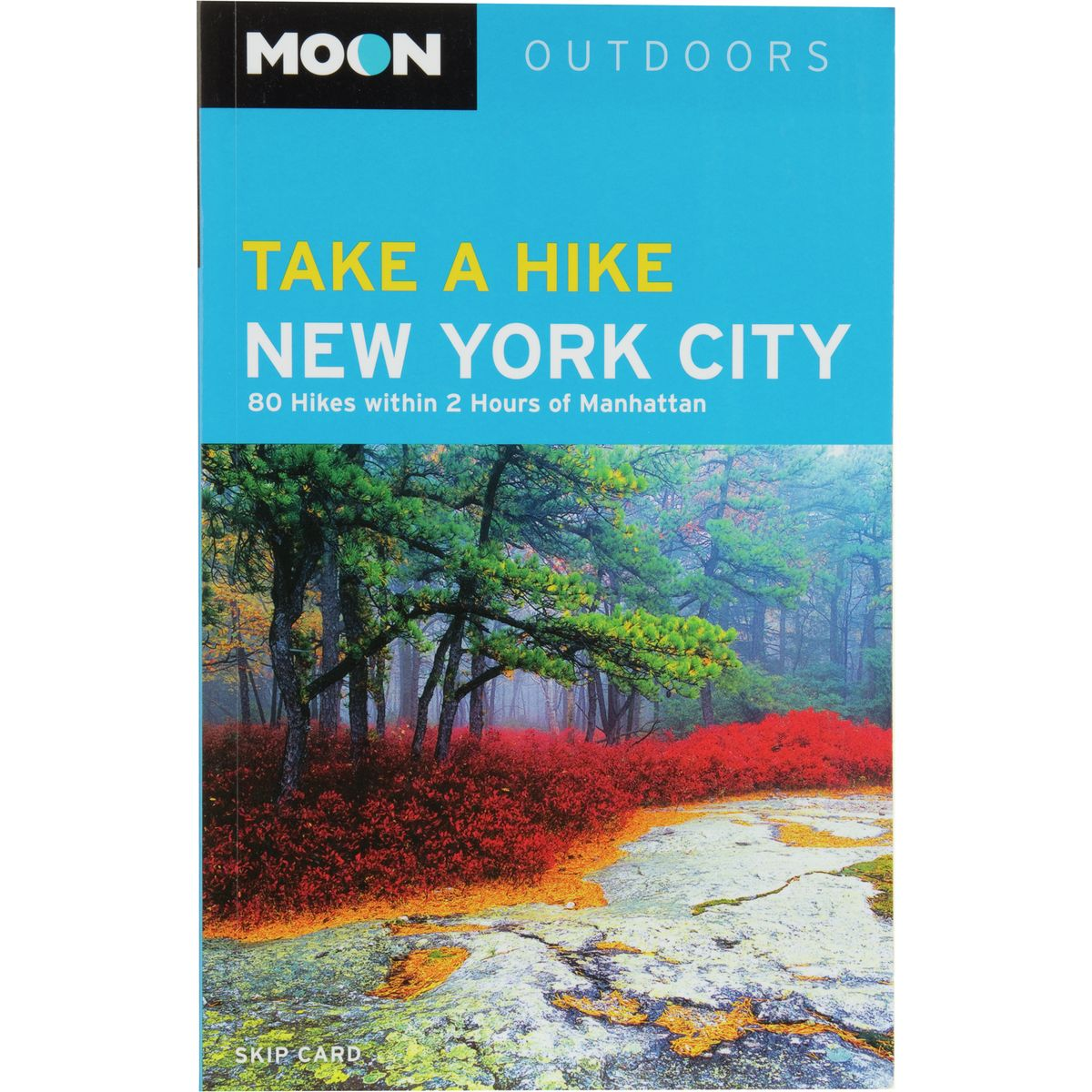 photo: Avalon Travel Take a Hike New York City us northeast guidebook