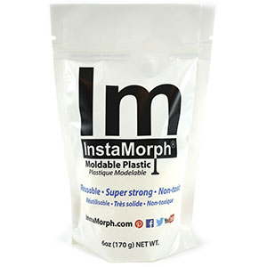photo:   InstaMorph repair kit