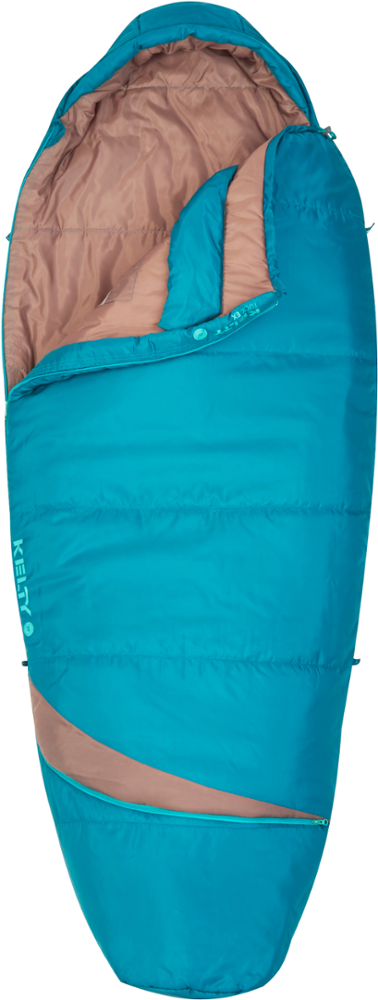photo: Kelty Women's Tuck EX 20 3-season synthetic sleeping bag