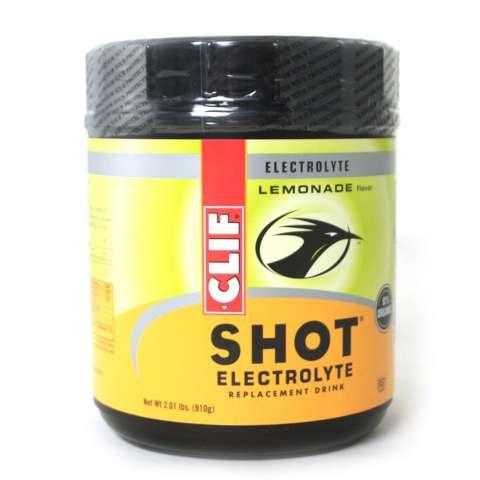 Clif Shot Lemonade Electrolyte Drink