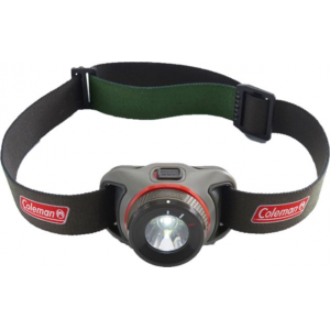 Coleman 250 Lumens Headlamp with Battery Guard