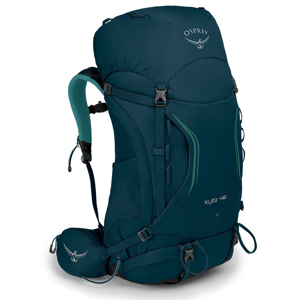 photo: Osprey Kyte 46 overnight pack (35-49l)