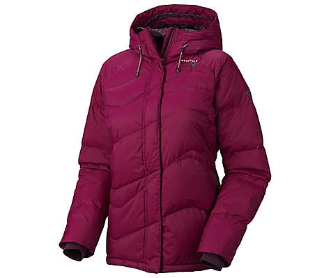 photo: Mountain Hardwear Snowdeo Jacket down insulated jacket