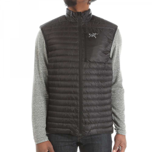 photo: Arc'teryx Cerium SL Vest down insulated vest