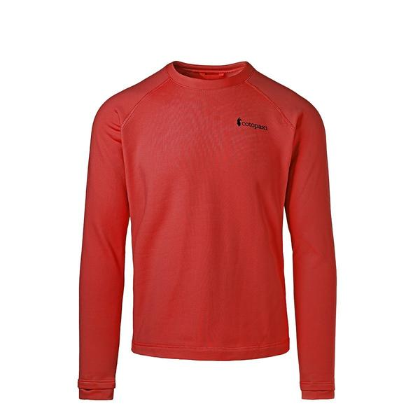 Cotopaxi Sambaya Stretch Fleece Crew Sweatshirt