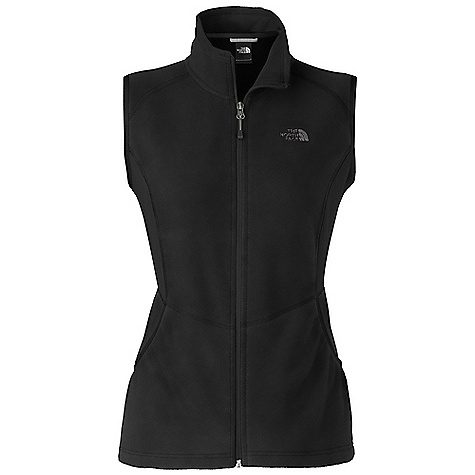 photo: The North Face Masonic Full Zip Vest fleece vest