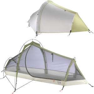 photo: Mountain Hardwear Stiletto 1 three-season tent