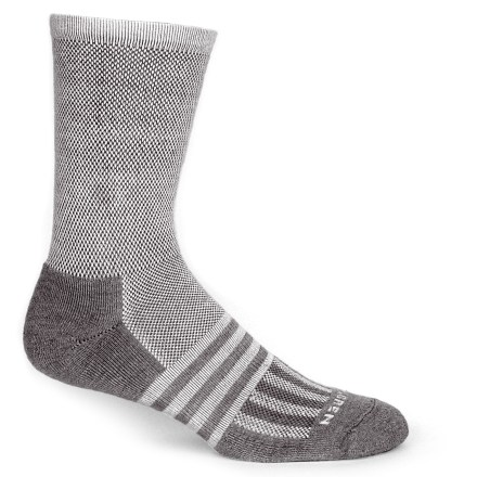 photo: Dahlgren Men's Alpaca Ultra-Lite Trail Sock hiking/backpacking sock
