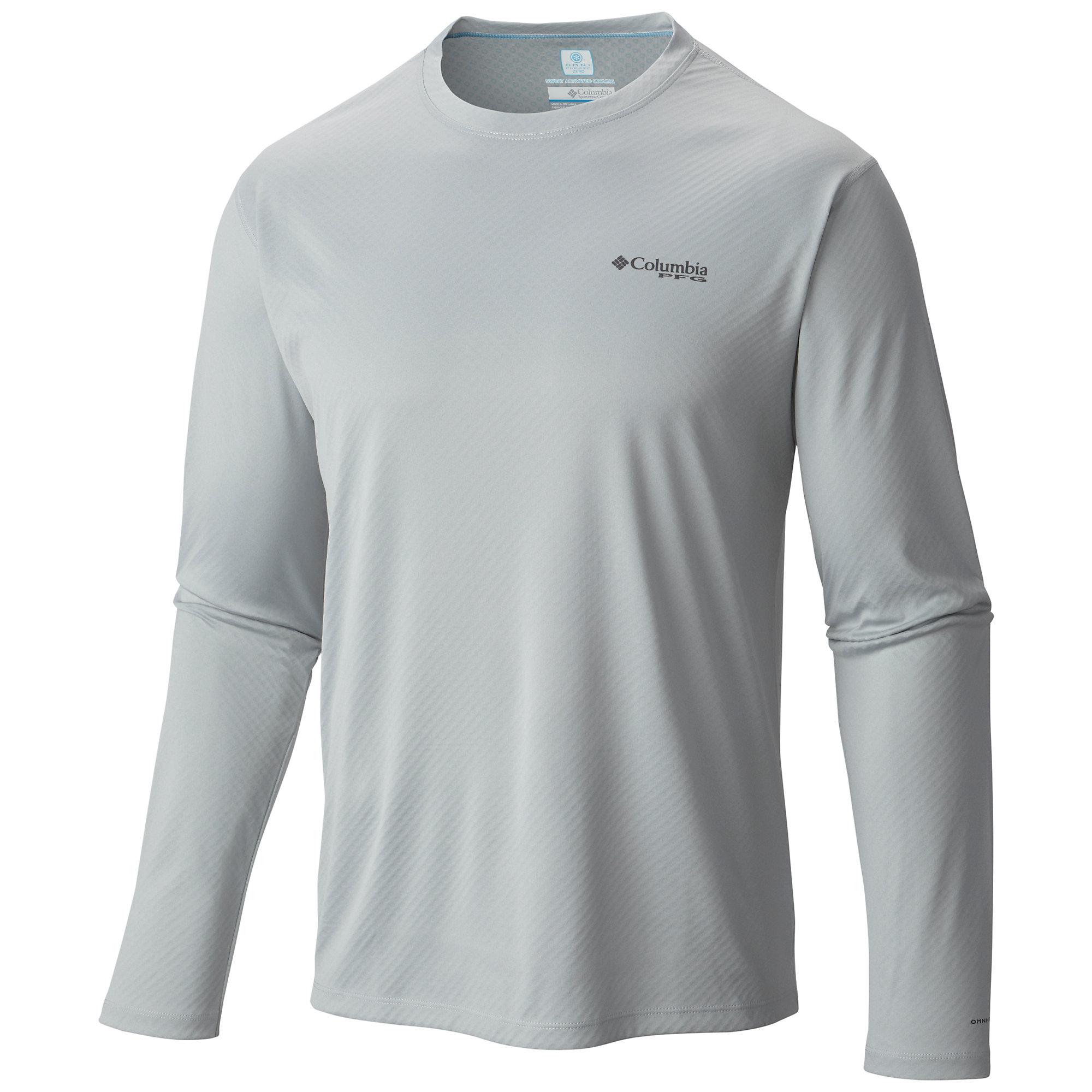 photo: Columbia PFG Zero Rules Long Sleeve Shirt long sleeve performance top
