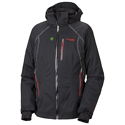 photo: Columbia Snow Hottie Parka component (3-in-1) jacket