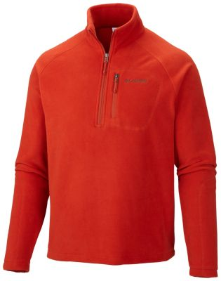 photo: Columbia Fast Trek II 1/2 Zip Fleece fleece top