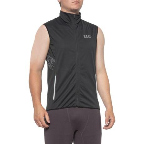photo: Gore Mythos 2.0 Windstopper Softshell Light Vest wind shell vest