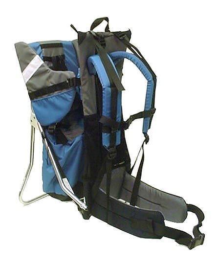 photo: Tough Traveler Stallion child carrier frame